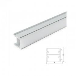 Tiras de LEDs 220VAC SMD3528 60 Leds/M 2 Metros