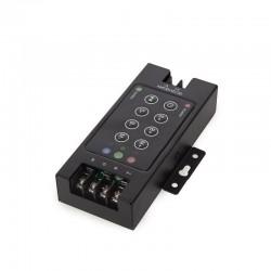 Enchufe/Controlador para Tiras de LEDs RGB 220VAC -Hasta 30 Metros Tira