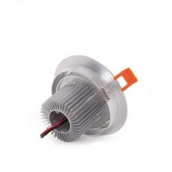 Foco de LEDs para Carril 5W 500Lm 30.000H