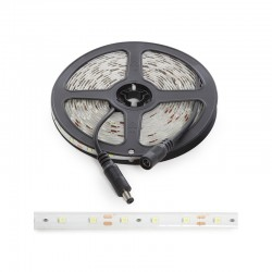 Módulo de 3 LEDs Aluminio SMD5050 0,72W RGB
