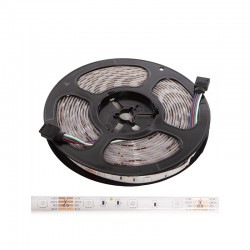 Módulo de 4 LEDs ABS Inyectado SMD5050 1,44W Blanco