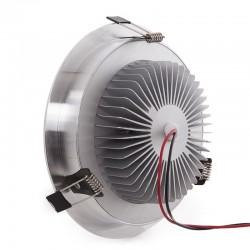 Luz LED Empotrar IP 40 con Sensor Pir 1,5W 165Lm 30.000H Isabel