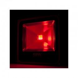 Proyector de LEDs para Exterior con Detector Movimiento 50W 4250Lm 30.000H