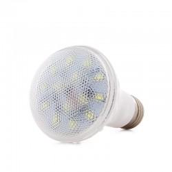 Bombilla de LEDs Cerámica R63 E27 7W 460-560Lm 30.000H