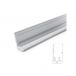 Tubo de LEDs 1500mm DIMABLE 23W 2300Lm 30.000H