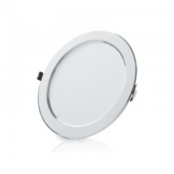 Foco Downlight  LED Ø190Mm 18W 1450-1550Lm 30.000H