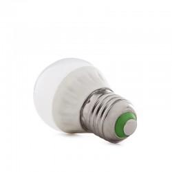 Perfíl de Aluminio para  Tiras de LEDS - Barra Armario - Difusor Opal -Tira de 2 Metros