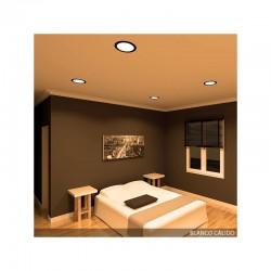 Lámpara G24 de 40 LEDs SMD2835 9W 900Lm 30.000H