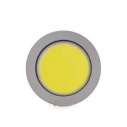 Flexo de Estudio con LEDs de Emisión Lateral Invisibles 8W Aluminio