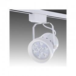 Foco Carril LED Monofásico 9W 900Lm 30.000H Bailey