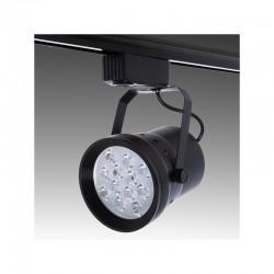 Foco Carril LED Monofásico 12W 1200Lm 30.000H Hadley