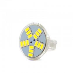 Bombilla de LEDs Gu4 MR11 2,5W 180Lm 30.000H