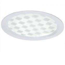 Placa de LEDs Circular Cuadricula Ø220Mm 18W 1440Lm 30.000H