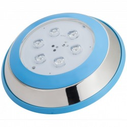 Foco de Piscina de LEDs Montaje Superficie Ø230Mm 6W Blanco Natural