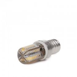 Bombilla de LEDs E14 53Mm Largo 3W 240Lm 30.000H