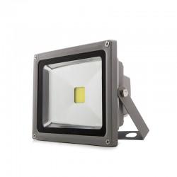 Foco Downlight de LEDs Cuadrado 7W 700Lm 30.000H