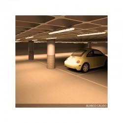 Downlight de LEDs Cuadrado COB 10W 800Lm 30.000H