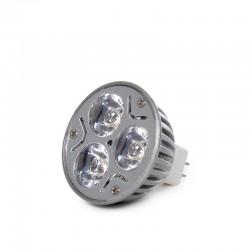 Bombilla de LEDs GU5,3  6W 550Lm 30.000H