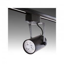 Foco Carril LED 5W 500Lm 30.000H Ximena