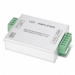 Amplificador RGB 12VDC IP25 Max. 144W