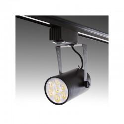 Foco Carril LED 7W 700Lm 30.000H Ashley