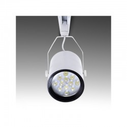 Aplique de Pared para Lectura 1 LED 2W 180Lm 30.000H