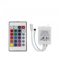 Controlador Mando a Distancia RGB Serie Brico IP25