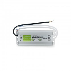 Transformador LED 30W 230VAC/12VAC Sumergible IP68