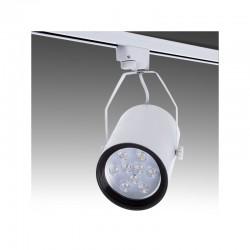 Foco Carril LED Monofásico 9W 900Lm 30.000H Raelynn