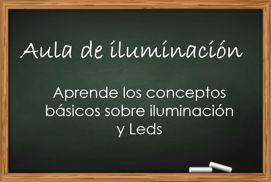 aula de iluminación